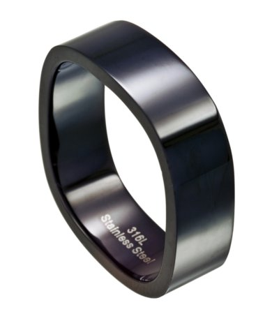 rings stainless bands vintage wedding titanium considering steel