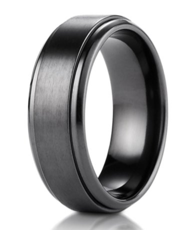 Mens Collection - Titanium Rings