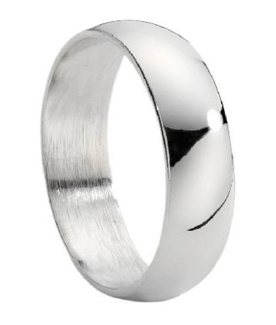 Daniels Jewelers :: Mens Stainless Steel Wedding Band
