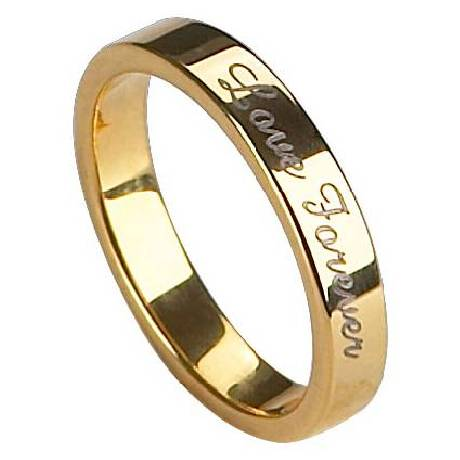 feature - Wedding Rings Gold