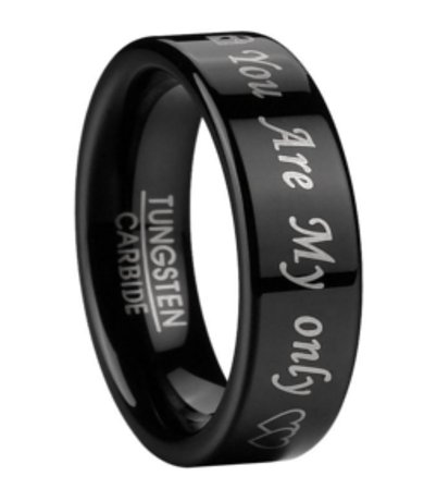 feature - Black Male Wedding Rings